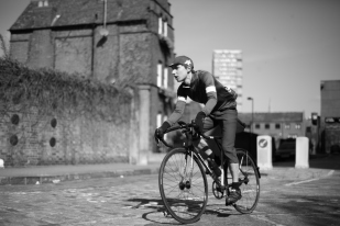 London Classic Cycle Ride, Wapping.