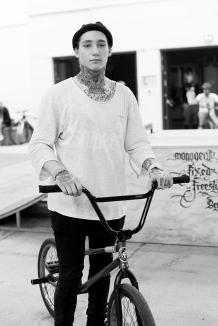 BMX Kid, Berlin