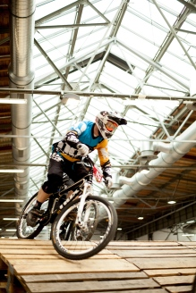 Indoor cyclocross, Berlin