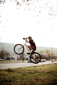Trial Bike, Berlin