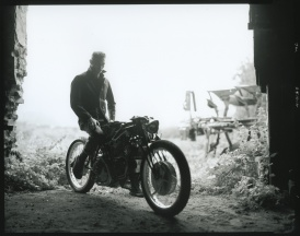 Old Empire Motorcycles - Typhoon launch