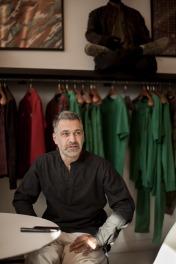 Hardy Blechman of Maharishi for Highsnobiety Magazine